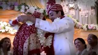 КРАСИВАЯ СВАДЬБА ИНДИЯ Vivek & Sonya's Indian Wedding
