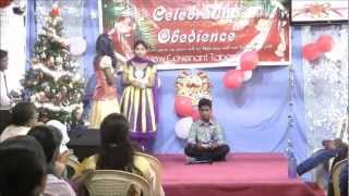 Celebration Of Obedience Skit By Sunday School Children