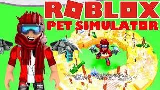 KUN GULD PETS!? Pet Simulator #10