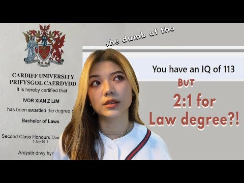 How to ACE in law school | 5 study smart tips | UK LLB law graduate