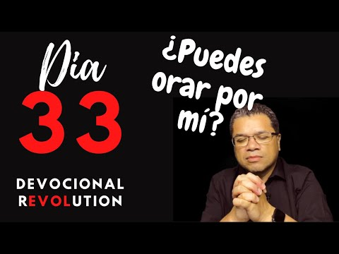 """día-33---ora-por-tu-iglesia---""""devocional-revolution""""---40-días-aprendiendo-del-amor-de-dios."""
