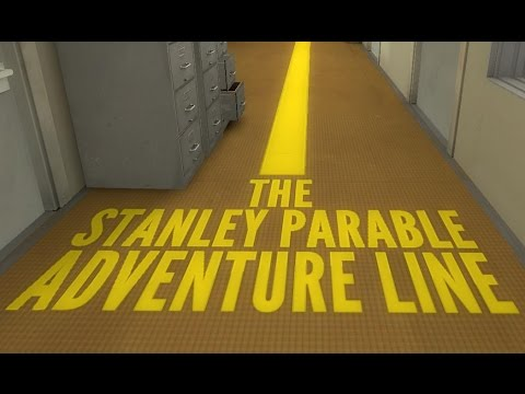 Изяруб: Stanley Parable перевод