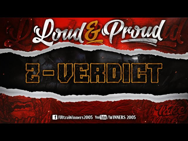 WINNERS 2005 - LOUD & PROUD 2020 - 2 - VERDICT