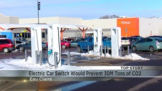 Eau Claire leaders want to install 160 electric car charging stations