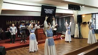 Mines Healing Church - Kubersyukur Bapa (Symphony Worship)