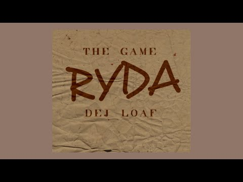 The Game Ft. Dej Loaf - Ryda ( S L O W E D )