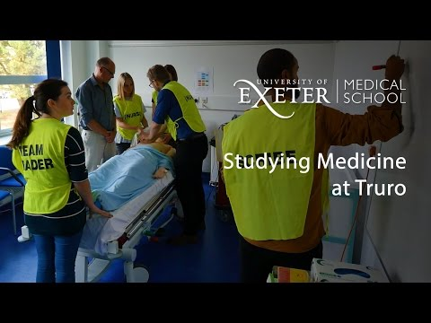 Studying Medicine - The Truro Experience
