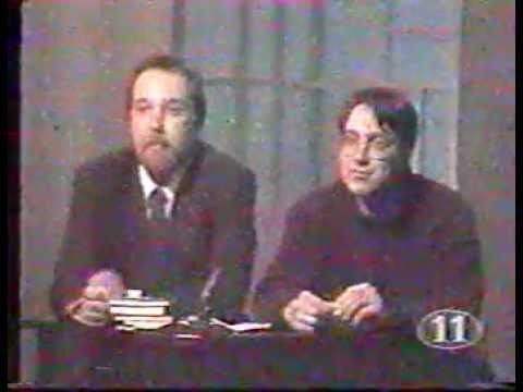 Тайное станет явным. Дугин и Курехин. 1995 год. Телеэфир перед выборами депутатов в Гос. Думу
