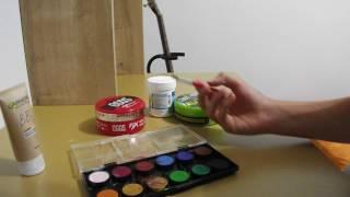 amatör plastik makyaj nasıl yapılır