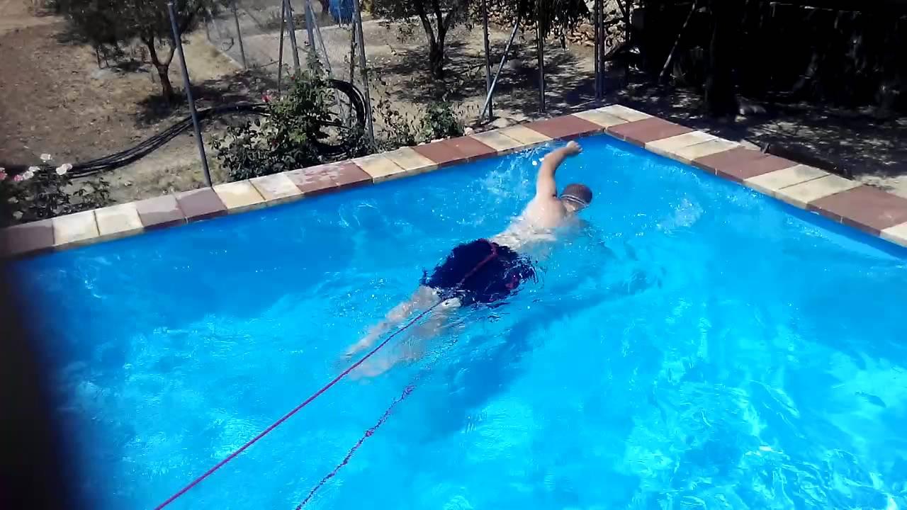 Gomas de resistencia natacion