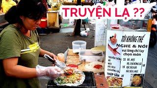 Sự thật người phụ nữ (Câm điếc bán bánh tráng nướng mưu sinh ở Sài Gòn