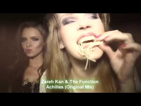 Zareh Kan & The Function - Achilles (Original Mix)