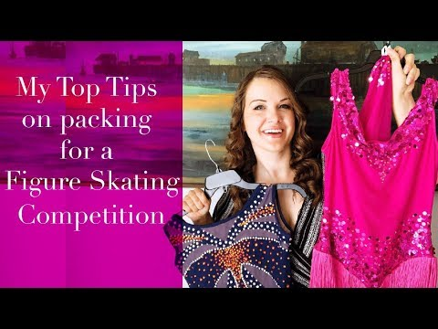 What To Pack For A Figure Skating Competition