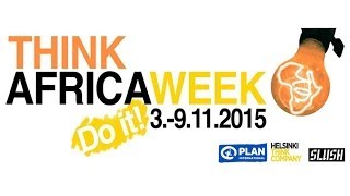 Think Africa Week 2015 Opening Day: Black Market 03.11.2015
