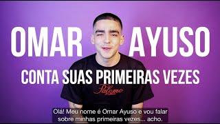 """Omar Ayuso, de """"Elite"""", fala sobre suas primeiras vezes"""