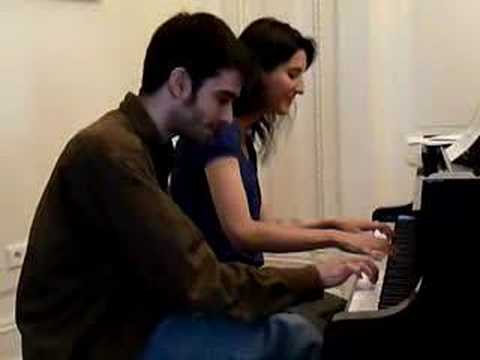 Heart and Soul piano duet