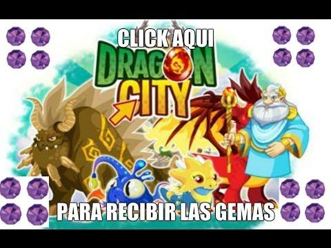 Dragon City HACK DE GEMAS (octubre) HD (PARCHADO)