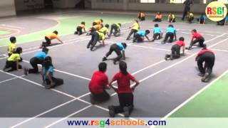 Sports & Fun based activities (Physical Education)