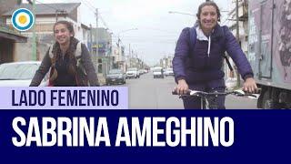 Sabrina Ameghino en Lado Femenino (3 de 3)