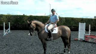Tim Stockdale   Perfecting Your Jumping Position   HorseandRider UK