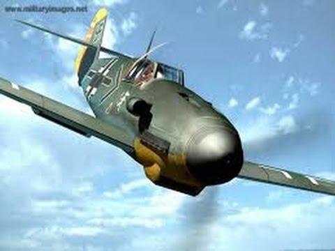 Сборка модели Мессершмитт» BF-109 F2 - часть 6