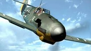 Сборка модели Messerschmitt bf-109 f2. Звезда. 1:48. Часть 6 Финал