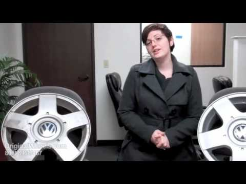 Volkswagen Rims & Volkswagen Wheels - Video of our VW Factory, Original, OEM, stock new & used rim