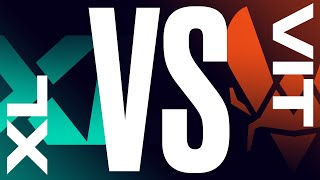 XL vs. VIT - Week 7 Day 2 | LEC Summer Split | EXCEL vs. Team Vitality (2021)