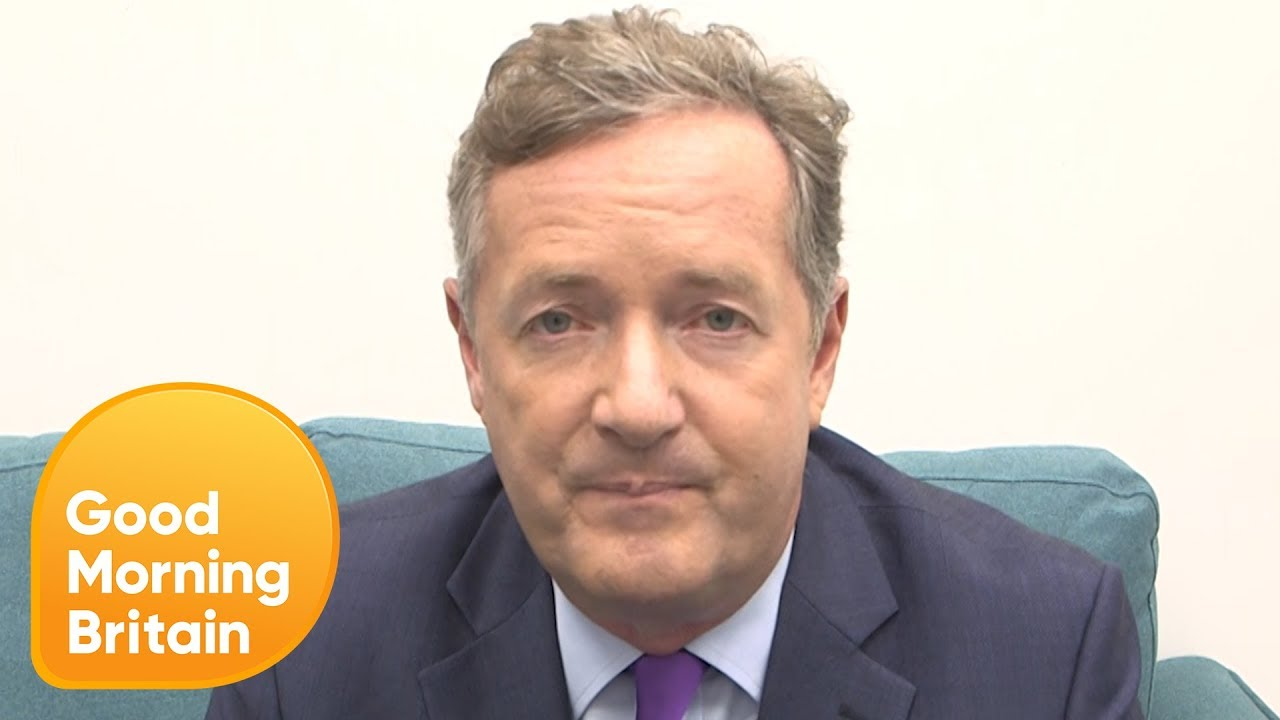 Pundit Piers: Are Spurs to Blame for England Losing Out on World Cup? | Good Morning Britain