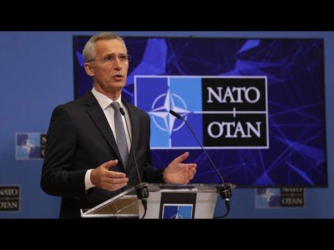 NATO Secretary General press conference, 22 OCT 2021