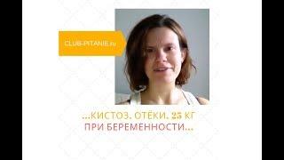 Юлия: Лечебное Питание ДО и ВО ВРЕМЯ беременности