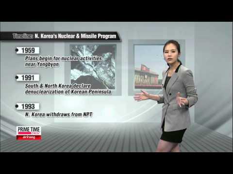 Timeline of N. Korean Nuclear & Missile Program