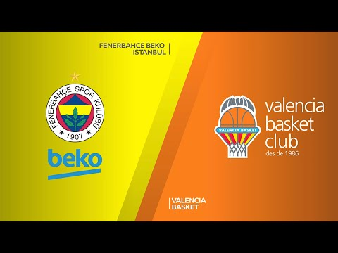 Fenerbahce Beko Istanbul - Valencia Basket Highlights   Turkish Airlines EuroLeague, RS Round 11
