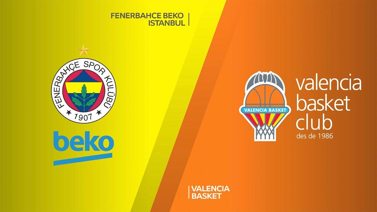 ÖZET | Fenerbahce Beko - Valencia Basket Videosu