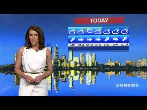 Fog Covers Perth | 9 News Perth