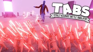 lets play totally accurate battle simulator