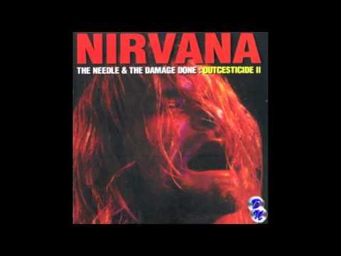Nirvana - Help Me, I'm Hungry (Live) [Lyrics]