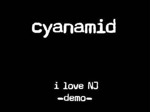 Cyanamid - I Love New Jersey Demo (1983)