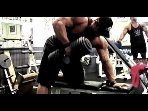 Bigdanhill TV   Back Workout with Quincy Taylor