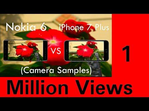 Nokia 6 Vs iPhone 7 Plus Camera Comparison
