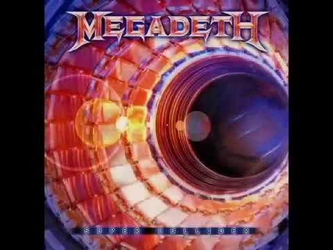 Megadeth - Super Collider [HD]