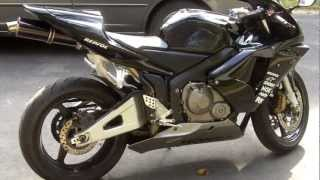 Honda CBR 600 RR (2003) Videos