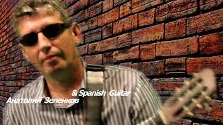 ГИТАРА ВИРТУОЗ ФЛАМЕНКО (ИСПАНСКАЯ ГИТАРА) Анатолий Зеленков & Spanish Guitar