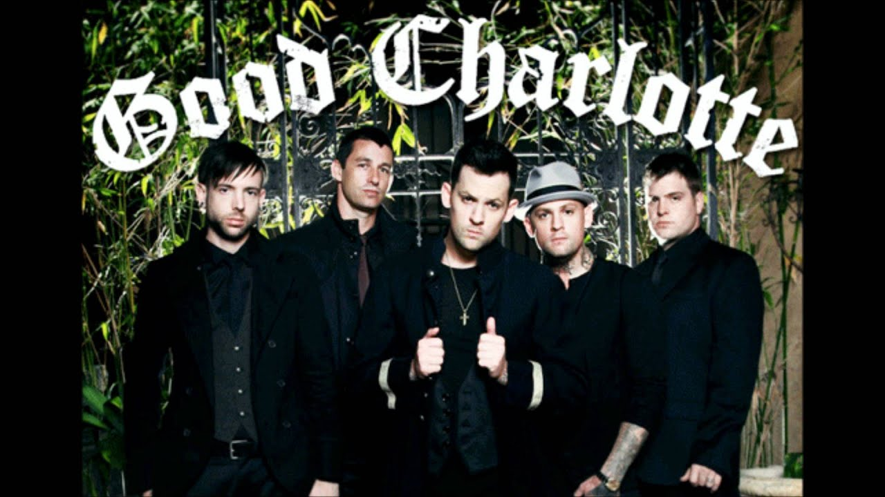 Panic At The Disco Wallpaper Hd Good Charlotte The Anthem Youtube