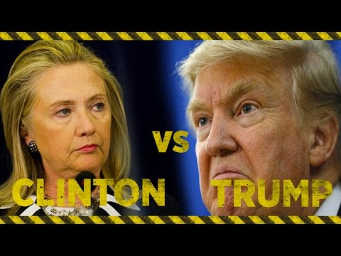 DONALD TRUMP VS. HILLARY CLINTON (#324)