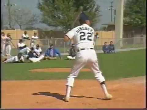 1989-02: Detroit Tiger Fantasy Camp Souvenir Video