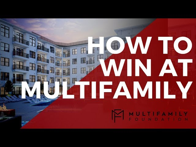 How to Win at Multifamily