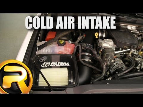 S&B Cold Air Intake - Fast Facts