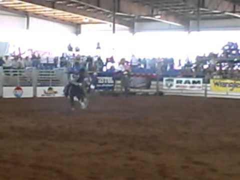 Bert Jones - 8 second ride - Scottsdale Parada Del Sol Rodeo