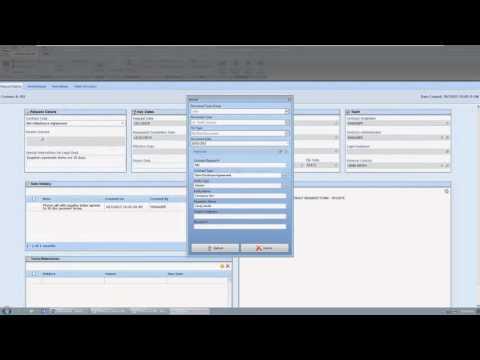 ProcessFlows Contract Management Webinar